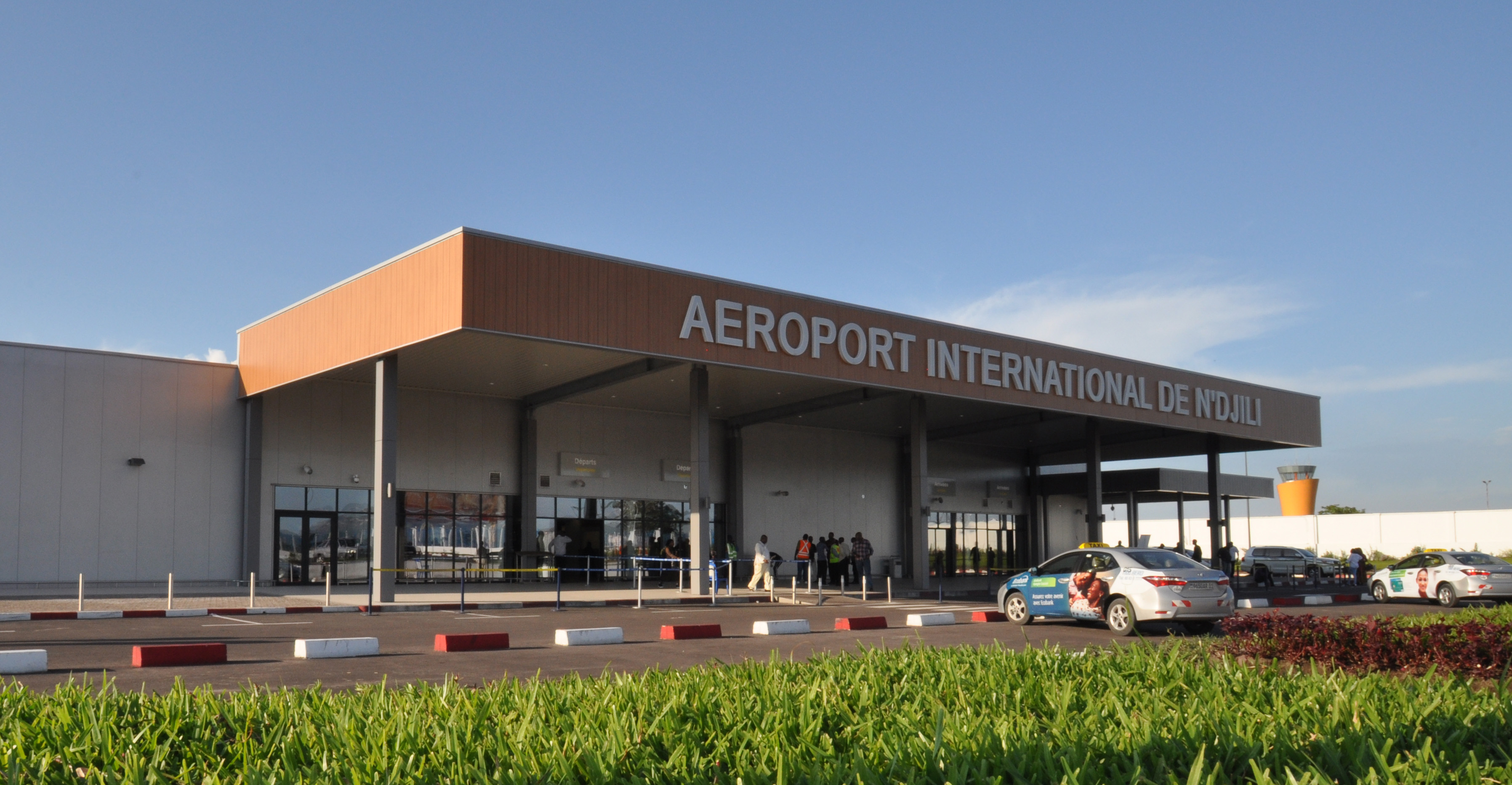 Photo aéroport de Ndjili